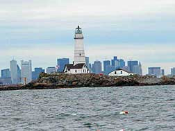 Boston Harbor Sight Seeing Tours